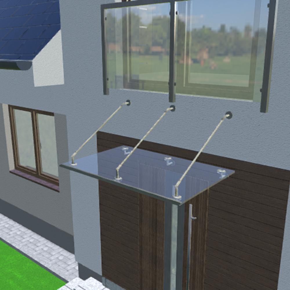 3D Vordach
